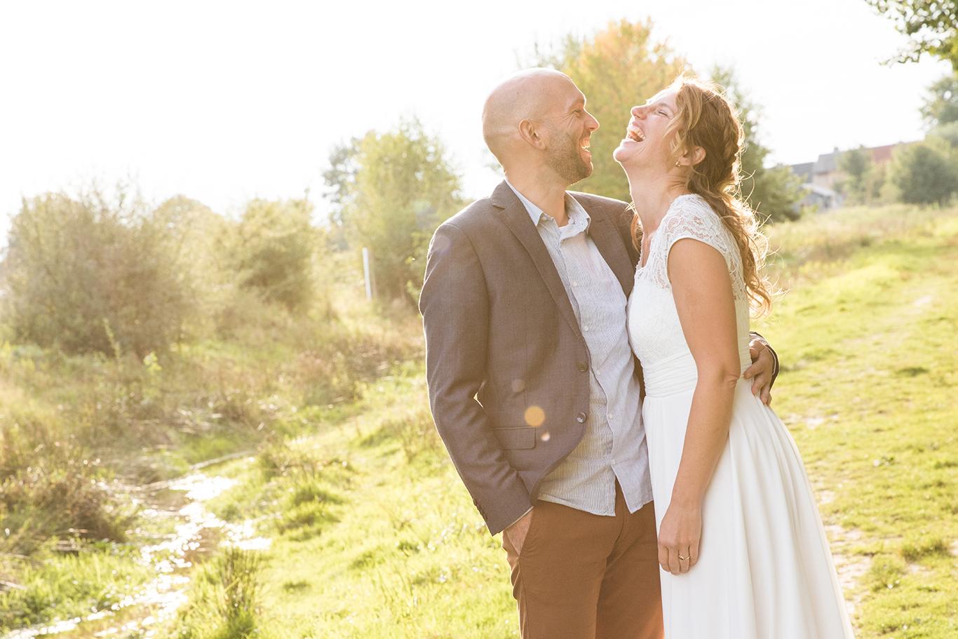 bruidsreportage bart en ingeborg